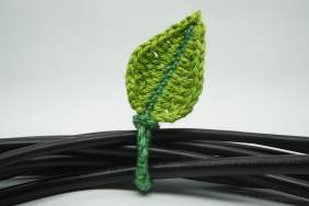 Leaf Cable Tie