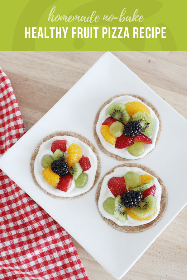 Healthy Fruit Pizzas | Healthy Ideas and Recipes for Kids