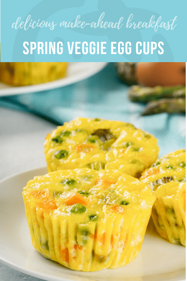 Spring Veggie Egg Cups   Healthy Recipes and Ideas for Kids