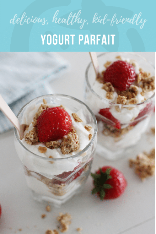 Yogurt Parfait | Healthy Ideas and Recipes for Kids