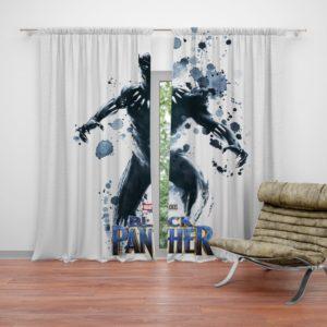 noble avenger shower curtain