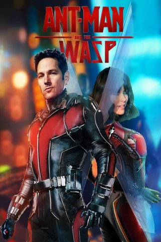 Ant-Man and the Wasp (2018) Worldfree4u – Full Movie Dual Audio BRRip 720P English ESubs