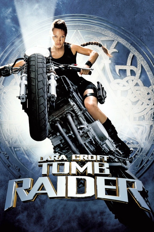 Image result for lara croft tomb raider 2001 poster
