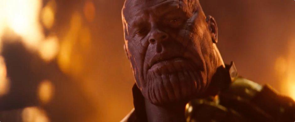 Avengers Infinity War: Thanos