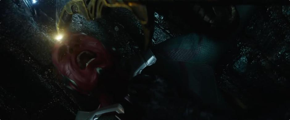 Avengers Infinity War: Vision