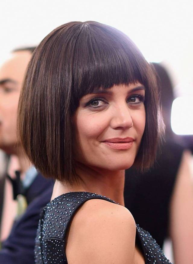 25 blunt bob haircuts - hairstyles that are timeless with a