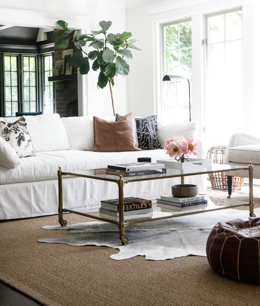 18 Utterly Gorgeous White Living Room Design Ideas