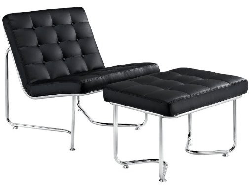 LexMod Gibraltar Lounge Chair