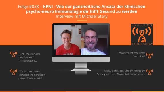 Evolution Radio Show Folge #038: KPNI – INTERVIEW MIT MICHAEL STARY