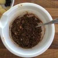 Brainfood Rezept: Blaubeeren Streuselkuchen - Schritt 03