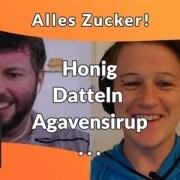 Evolution Radio Show Folge #090: Honig, Datteln und Agavensirup - Alles ist Zucker!