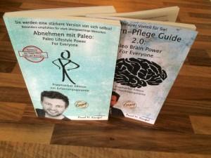 Paleo Bücher von Pawel M. Konefal als Taschenbuch Front von oben