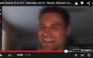 Zum Video Interview mit Rainer
