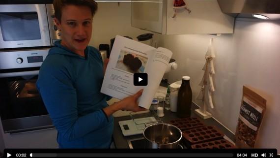 Screenshot vom Video Eiskonfekt