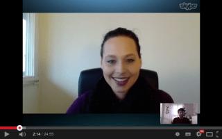 Video Interview mit Miss Kay von misskay.tv