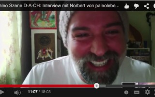 Video Interview mit Norbert von paleoleben