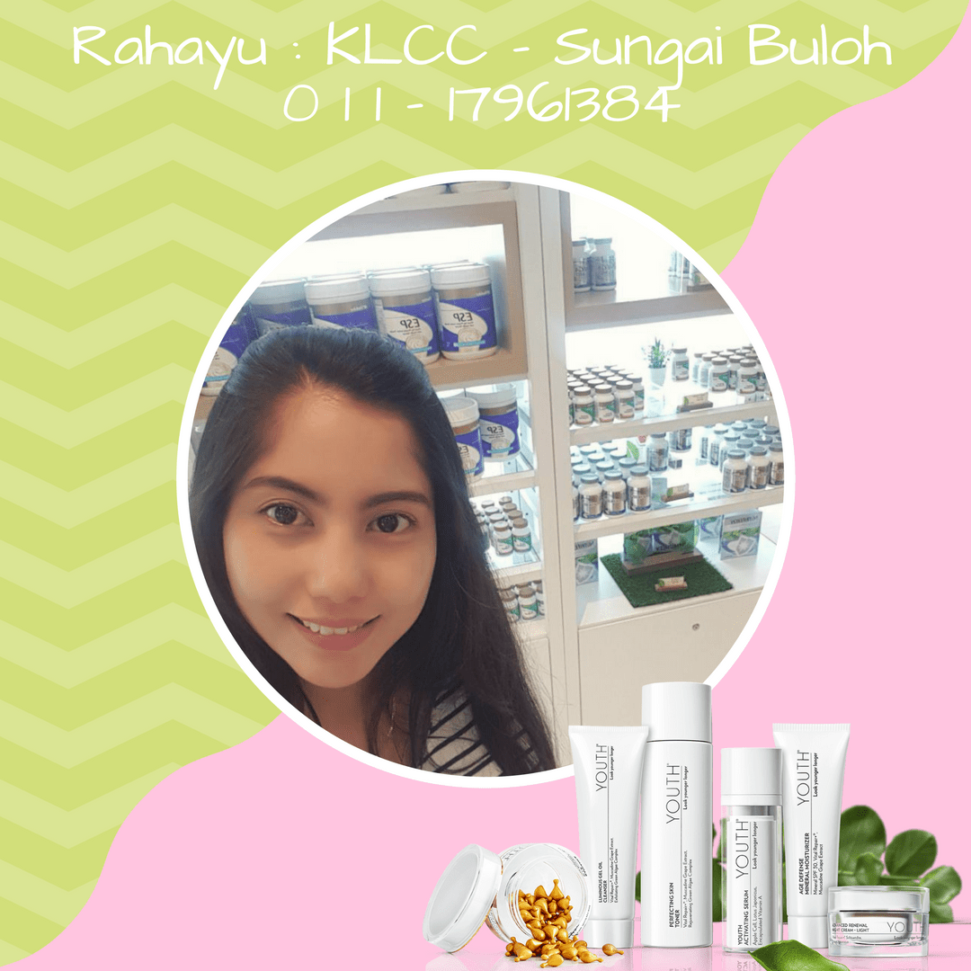YOUTH SHAKLEE MALAYSIA, YOUTH SHAKLEE SKIN CARE, PENGEDAR SHAKLEE KLCC, YOUTH SKIN CARE SHAKLEE