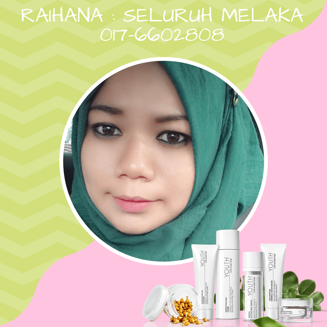 YOUTH SHAKLEE MALAYSIA, YOUTH SHAKLEE SKIN CARE, SHAKLEE YOUTH SKIN CARE, PENGEDAR SHAKLEE MELAKA