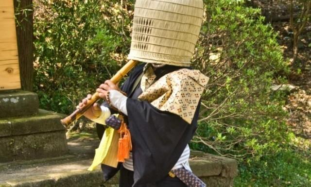 Komuso_Buddhist_Ninja-710x427