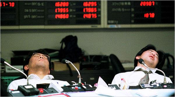 sleeping-on-duty-in-Japan