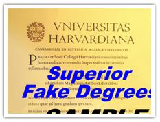 Degrees/Diplomas
