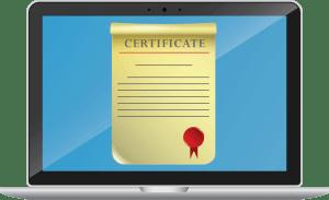 Online Certificates