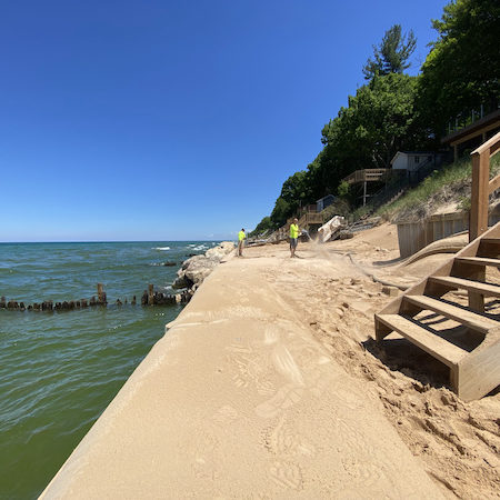 Michigan Beach Sand Delivery Company