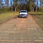 3 ply hardwood mats from Superior Mats