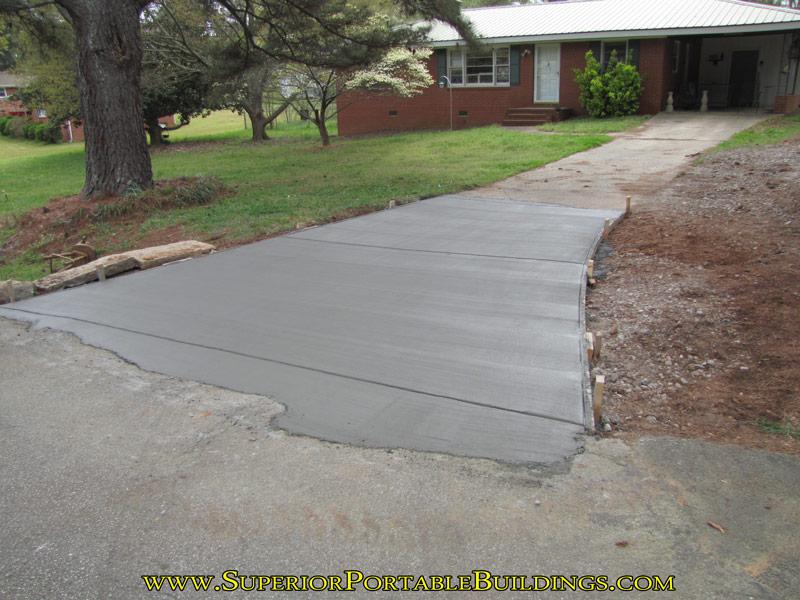 Concrete Driveway Repair 7