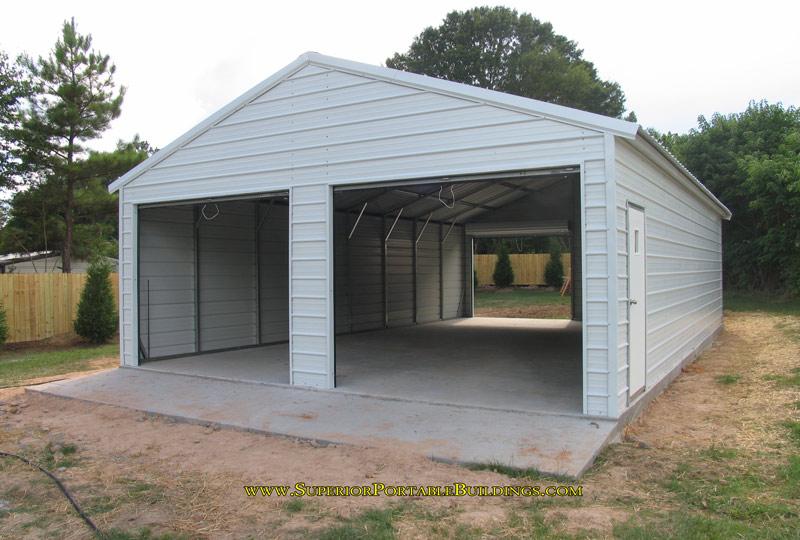 Mississippi Steel And Metal Garages For Sale