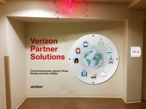 Verizon Partner Solutions | Large Format Print | Medford, MA - Boston, MA