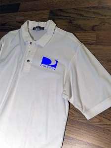 Direct TV Polo Shirt