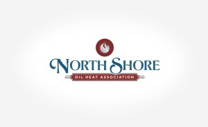 North Shore Oil Heat | Logo Design | Medford, MA | Boston, MA