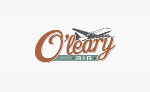 O'Leary Air Logo Design