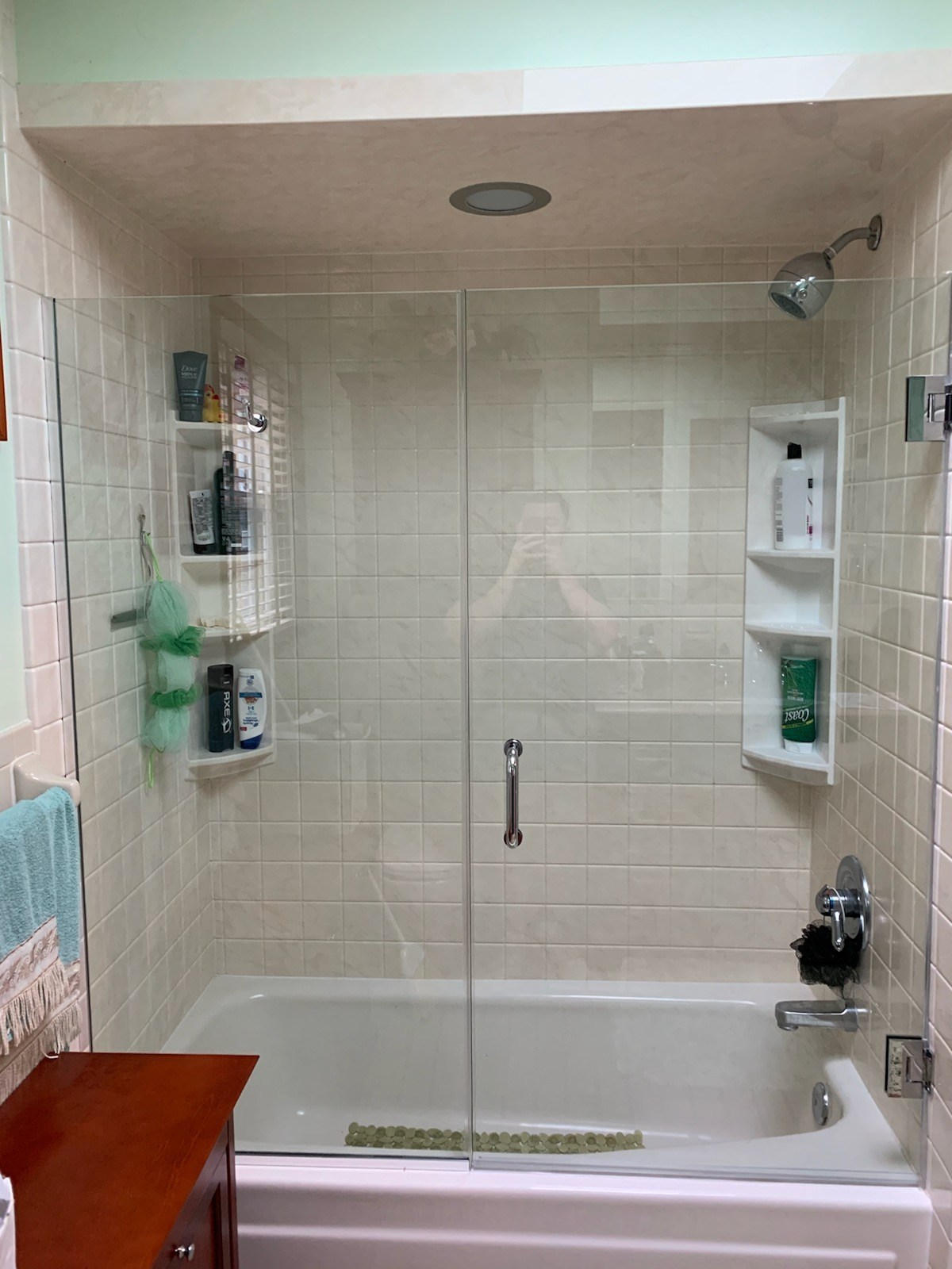 Roswell Frameless Shower Doors From Superior Shower Doors