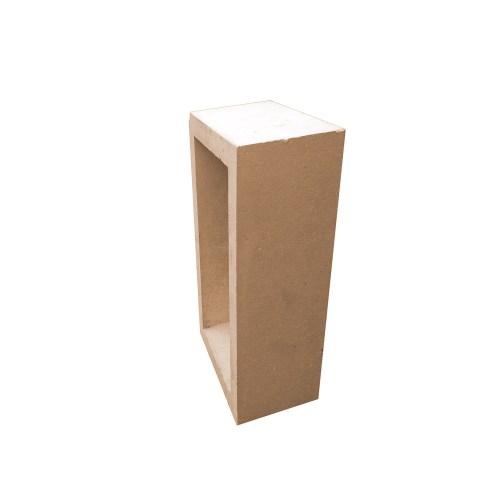 Prodloužení keramického dvířkového dílu o 100 mm