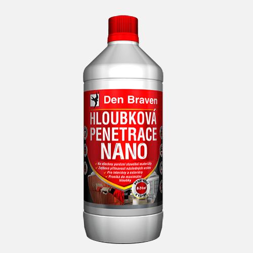 Hloubková penetrace NANO
