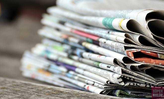 Gazetelerin basılması dönemi sona erdi!