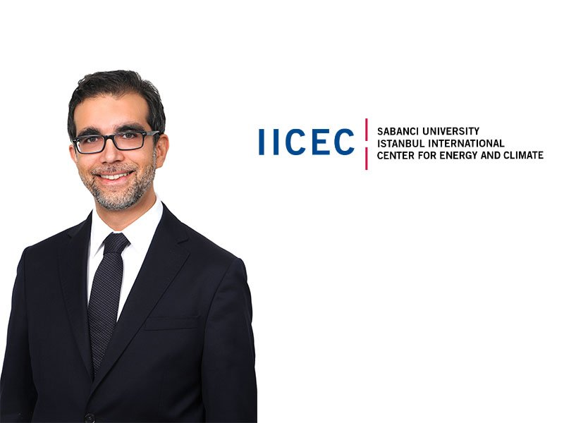 IICEC direktörlüğüne Bora Şekip Güray atandı