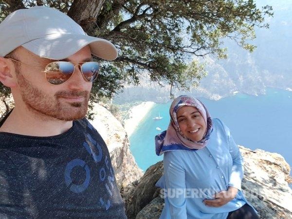 Fethiye'de sigorta parası almak için hamile eşini uçurumdan attı iddiası