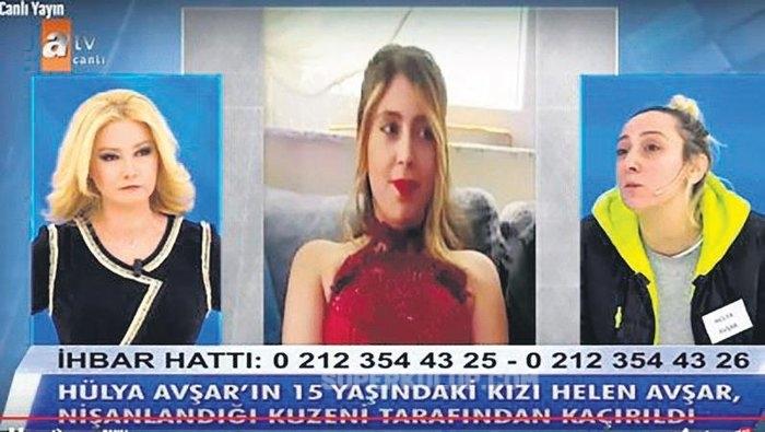 278548 700x395 - Hülya Avşar, kayıp kızı Helen Avşar'ı arıyor!
