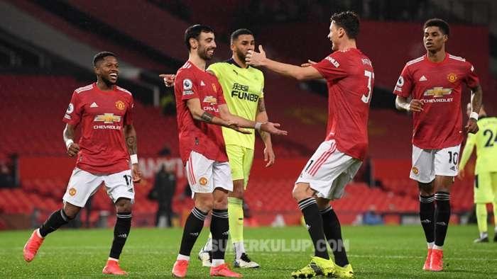Manchester United 3-1 Newcastle United | Old Trafford'da sürprize yer yok