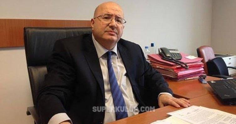 Cumhuriyet Savcısı Metin Küçükerden'den bayrak hassasiyeti