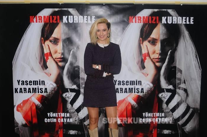 Model Yasemin Karamisa'nın Hayali Gerçek Oldu