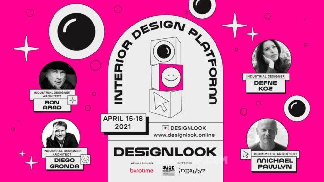 Designlook Tasarımcıları Buluşturuyor