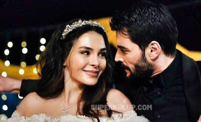 Hercai'nin yıldızları Akın Akınözü ve Ebru Şahin dünya evine giriyor!