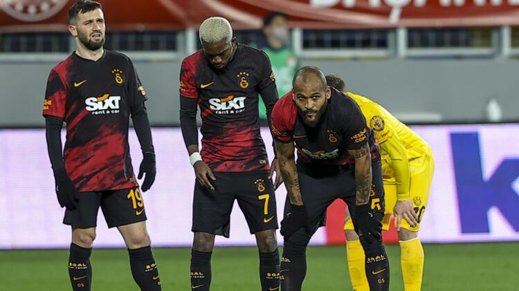 Son dakika | Galatasaray'da Fatih Terim neşteri vurdu! 3 futbolcu kızağa çekiliyor