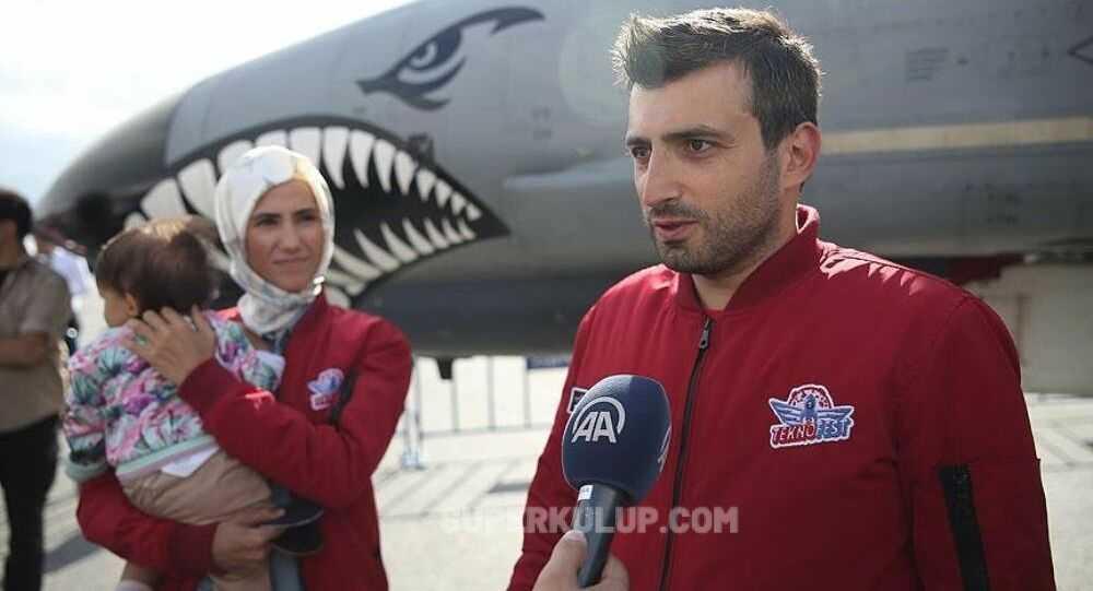 Türk İHA ve SİHA'larının mucidinden bu kez insansız savaş uçağı geliyor