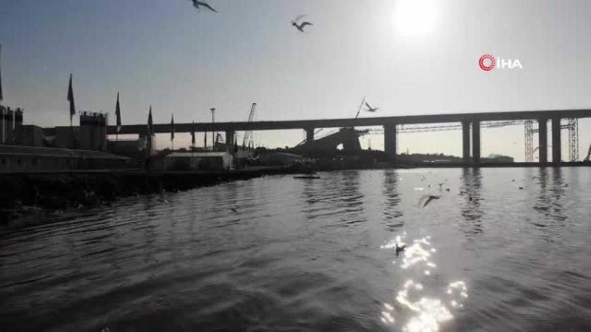1915 Çanakkale Köprüsü nde ana halat kablolarının montajında sona gelindi