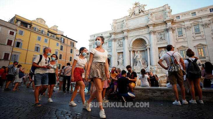 İtalya'nın tamamını 'kırmızı bölge' ilan etti! Risk büyüyor